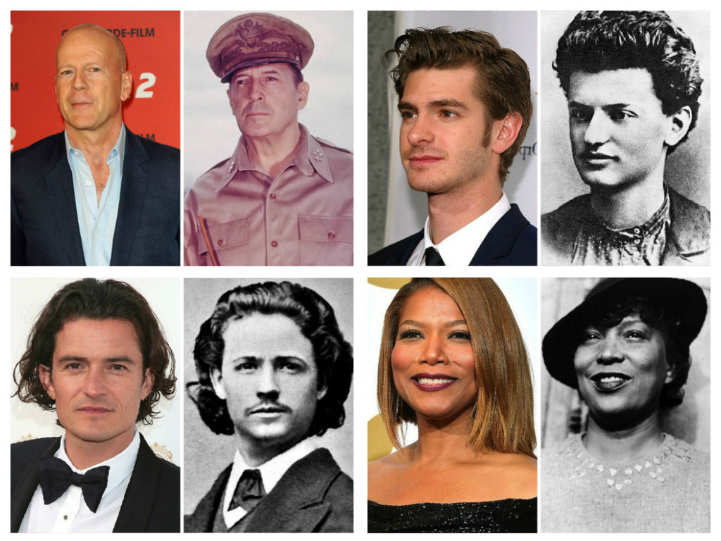 23 Surprising Photos Of Famous People And Celebrities In ...
