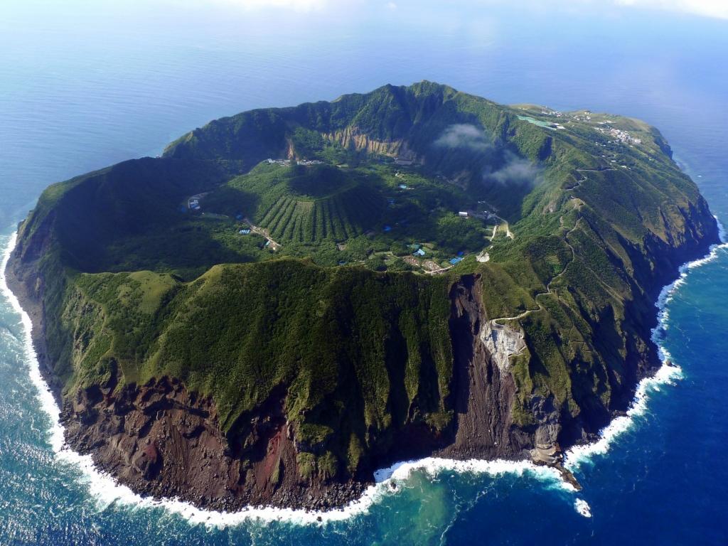 фото острова тихого океана