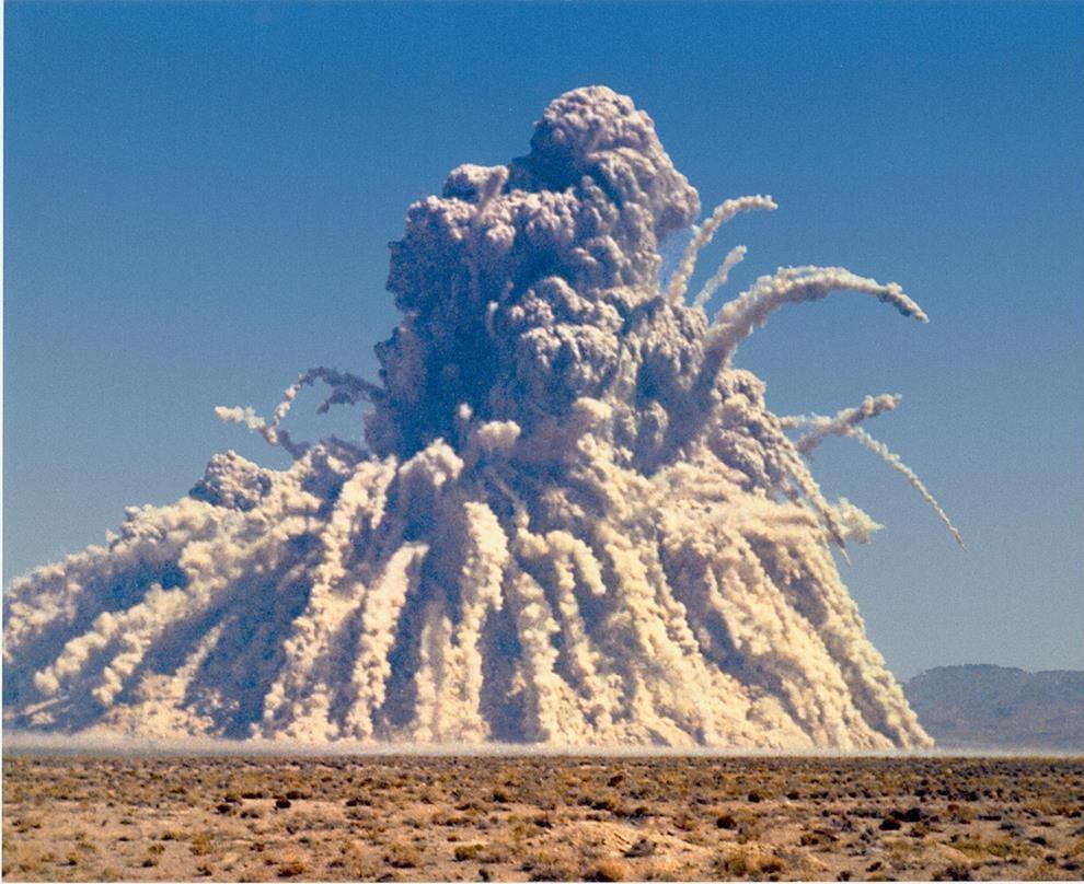 nuclear testing essay